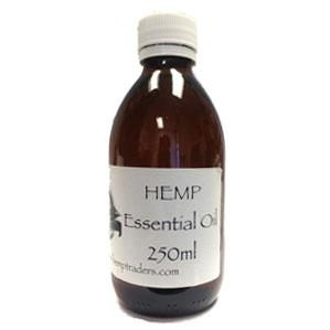 ORDER#: EO-250 Hemp Essential Oil, 250ml bottle