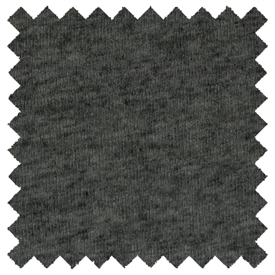 ORDER#: KJ09640-GRAY 92% Recycled Poly, 8% Hemp Jersey - Weight: 5.2 oz. Width: 77