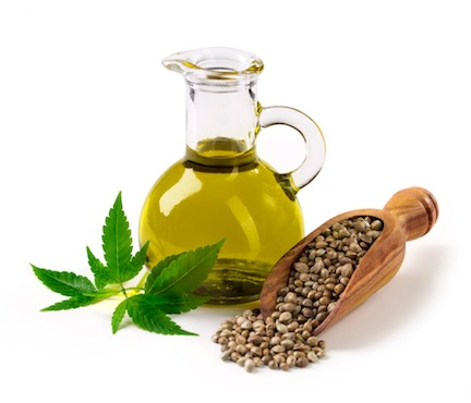 Hemp Seeds & Oil