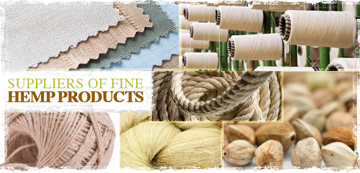 Suppliers Of Fine Hemp Products